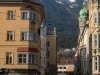 Herzog-Friedrich-strasse towards the Golden Roof in Innsbruck