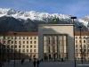 Landhausplatz in Innsbruck