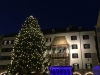 Christmas Tree at the Golden Roof in Innsbruck