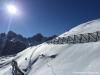 Ski area Axamer Lizum nearby Innsbruck