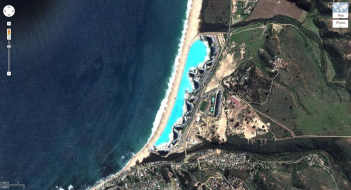 San alfonso del mar resort has the largest swimming pool in the world for World s largest swimming pool depth