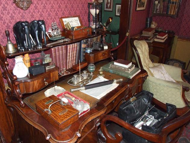 Sherlock Holmes Museumall About Travelling