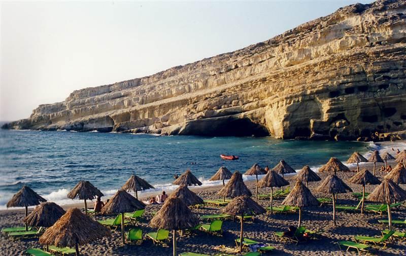 Travel To Crete, Greece