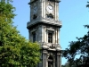 travel to istanbul - istanbul-the-clock-tower-in-the-yard-of-dolma-baht