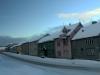 Street in Tromso Norway