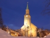Church in Tromso Norway
