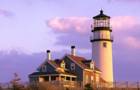 Cape Cod Lighthouse Truro, Massachusetts