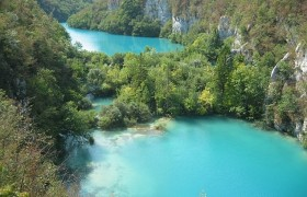 Plitvice Lake - National Park of Croatia