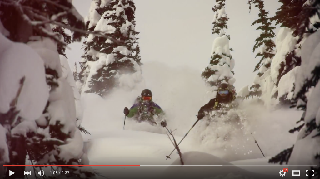 CMH heli-skiing Canada