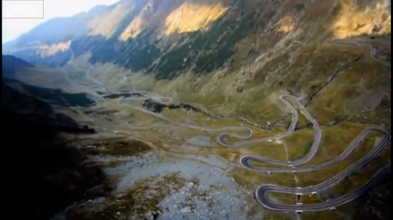 Greatest driving road in the world - Top Gear - BBC