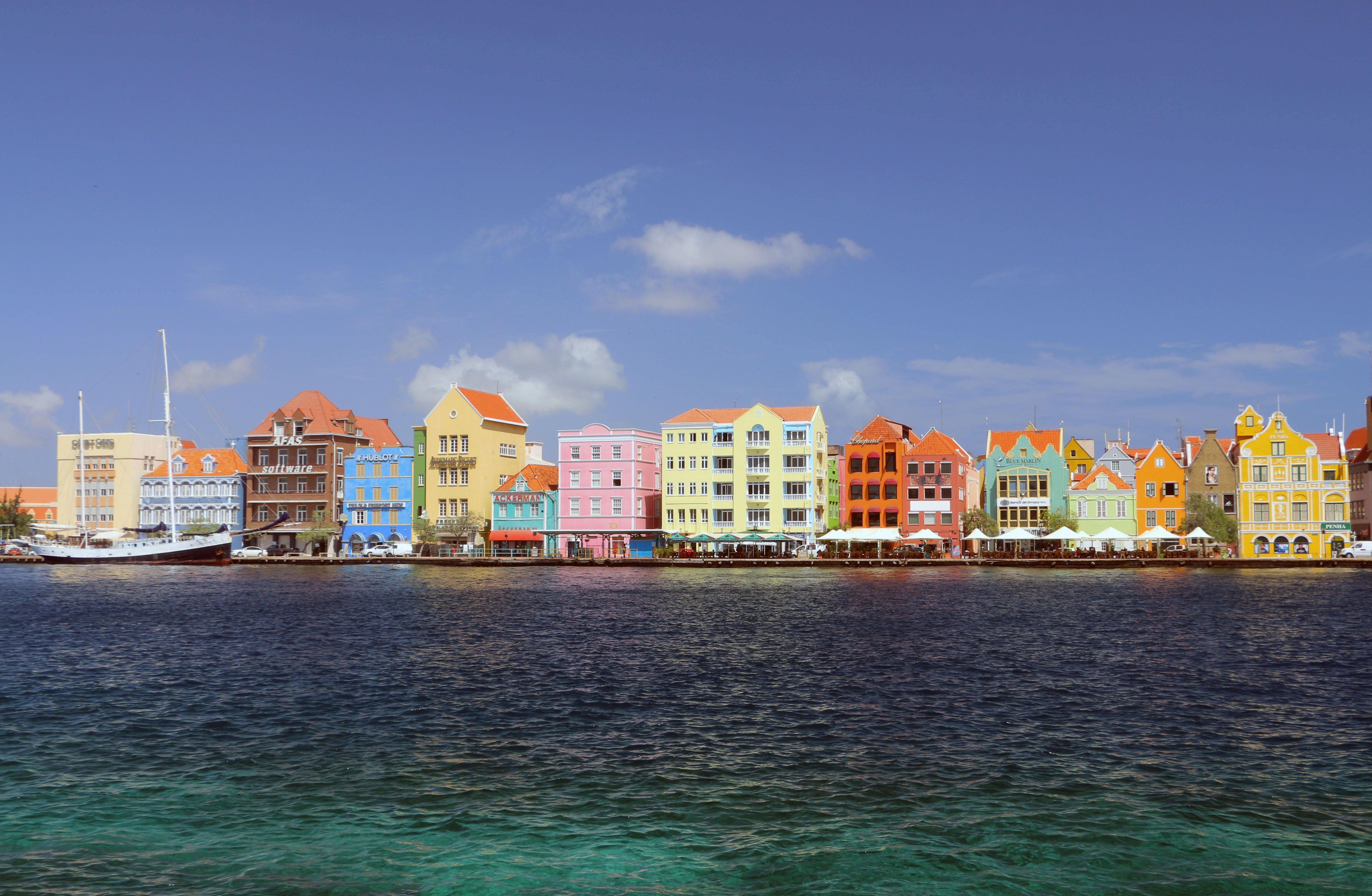 Handelskade Willemstad Curacao Netherlands Antilles