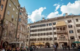 Taste of Austria - Innsbruck - Goldenes Dachl