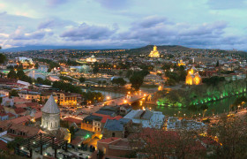 Tbilisi capital Georgia