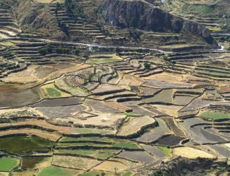 Attractions in Peru, South America