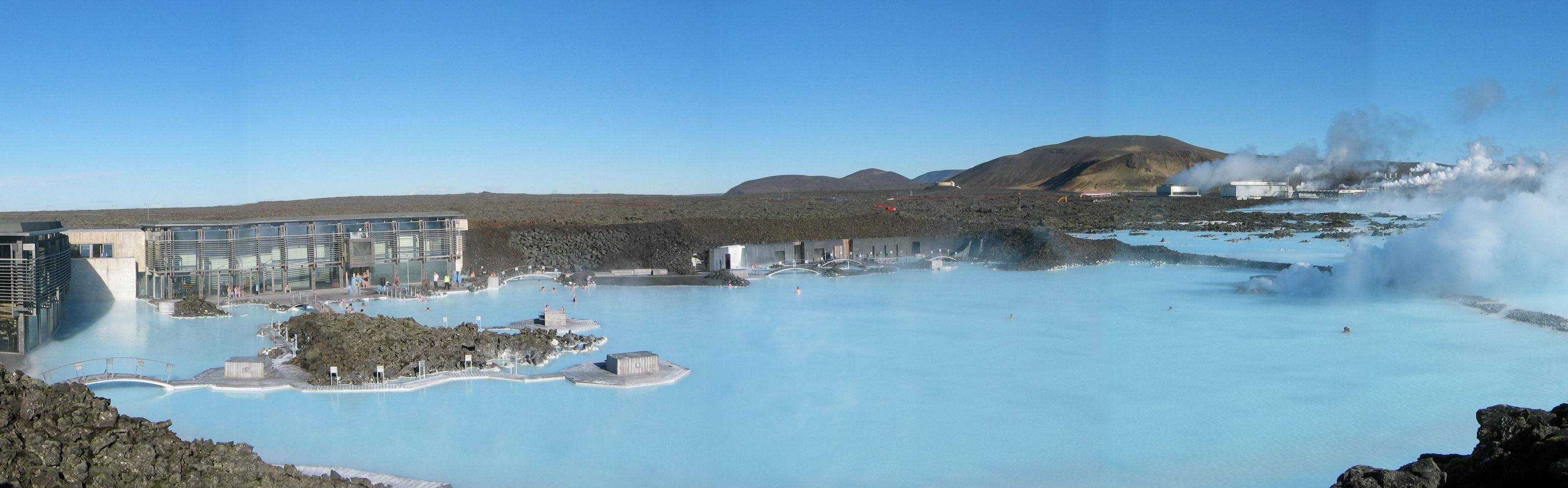 The blue lagoon of iceland for Where is the blue lagoon in iceland