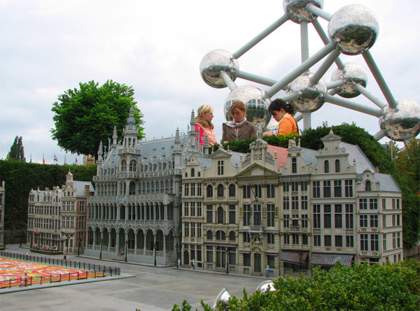 Must see attractions in Brussels