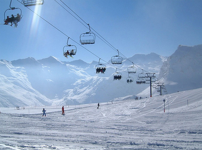 Safest ski slopes in the World  for beginners